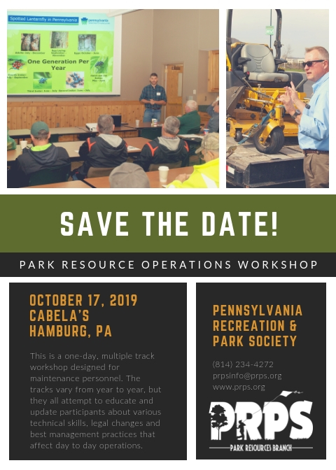 Park Resource Operations